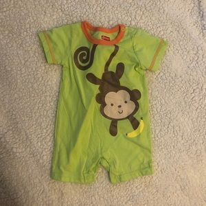 Other - 👶🏼Monkey Romper 0-3month👶🏼